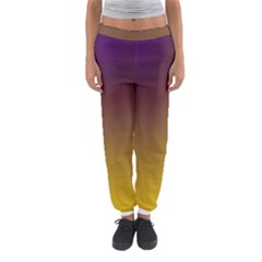 Course Colorful Pattern Abstract Women s Jogger Sweatpants