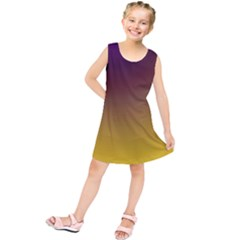 Course Colorful Pattern Abstract Kids  Tunic Dress