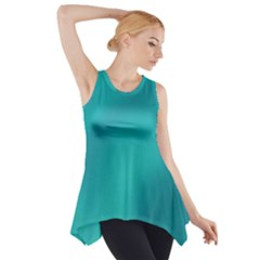 Background Image Background Colorful Side Drop Tank Tunic