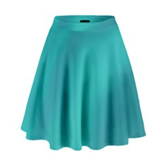 Background Image Background Colorful High Waist Skirt