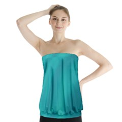 Background Image Background Colorful Strapless Top