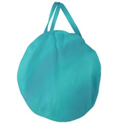 Background Image Background Colorful Giant Round Zipper Tote