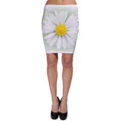 Art Daisy Flower Art Flower Deco Bodycon Skirt