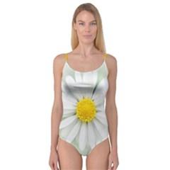 Art Daisy Flower Art Flower Deco Camisole Leotard