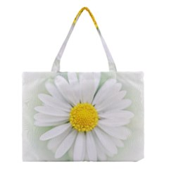 Art Daisy Flower Art Flower Deco Medium Tote Bag