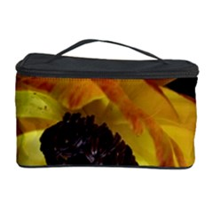 Ranunculus Yellow Orange Blossom Cosmetic Storage Case