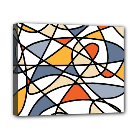 Abstract Background Abstract Canvas 10  X 8