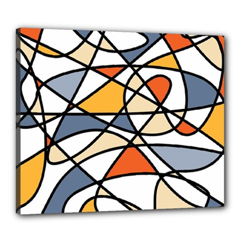 Abstract Background Abstract Canvas 24  X 20