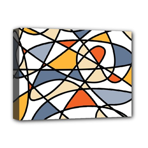 Abstract Background Abstract Deluxe Canvas 16  X 12