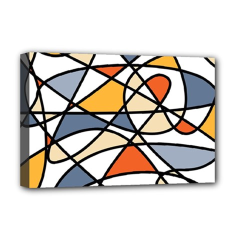 Abstract Background Abstract Deluxe Canvas 18  X 12