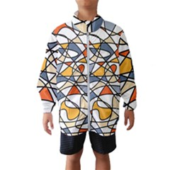 Abstract Background Abstract Wind Breaker (kids)