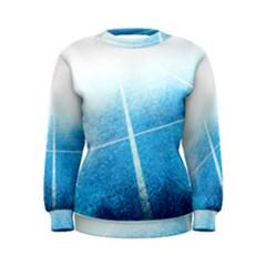 Court Sport Blue Red White Women s Sweatshirt