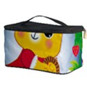 Bear Strawberries Cosmetic Storage Case View3