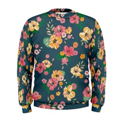 Aloha Hawaii Flower Floral Sexy Men s Sweatshirt