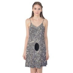 Black Hole Blue Space Galaxy Star Light Camis Nightgown