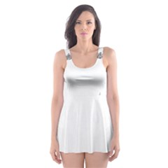 Recycling Generosity Consumption Skater Dress Swimsuit