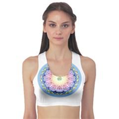 Mandala Universe Energy Om Sports Bra