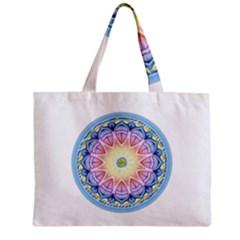Mandala Universe Energy Om Mini Tote Bag
