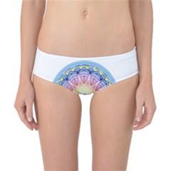 Mandala Universe Energy Om Classic Bikini Bottoms