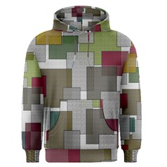 Decor Painting Design Texture Men s Pullover Hoodie