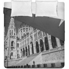 Architecture Parliament Landmark Duvet Cover Double Side (king Size)