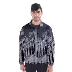 Architecture Parliament Landmark Wind Breaker (men)