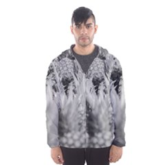 Pineapple Market Fruit Food Fresh Hooded Wind Breaker (men)