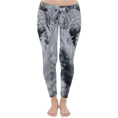 Pineapple Market Fruit Food Fresh Classic Winter Leggings
