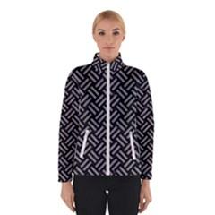 Woven2 Black Marble & Gray Colored Pencil Winterwear