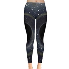 Brightest Cluster Galaxies And Supermassive Black Holes Leggings