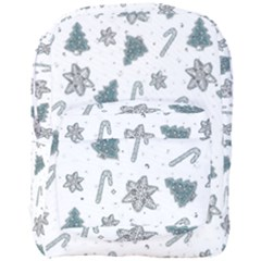 Ginger Cookies Christmas Pattern Full Print Backpack