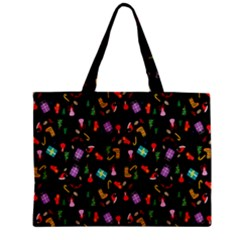 Christmas Pattern Mini Tote Bag