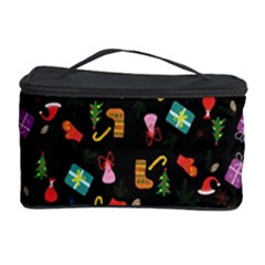 Christmas Pattern Cosmetic Storage Case