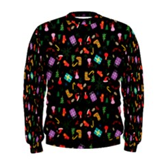 Christmas Pattern Men s Sweatshirt