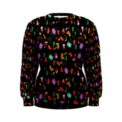 Christmas Pattern Women s Sweatshirt