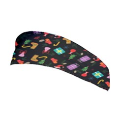 Christmas Pattern Stretchable Headband