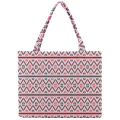 Clipart Embroidery Star Red Line Black Mini Tote Bag