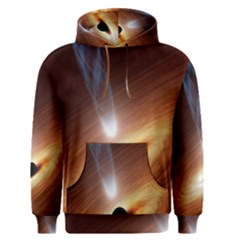 Coming Supermassive Black Hole Century Men s Pullover Hoodie