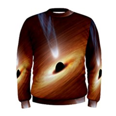 Coming Supermassive Black Hole Century Men s Sweatshirt