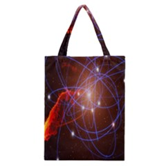 Highest Resolution Version Space Net Classic Tote Bag