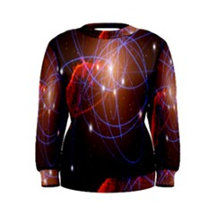 Highest Resolution Version Space Net Women s Sweatshirt