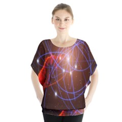 Highest Resolution Version Space Net Blouse