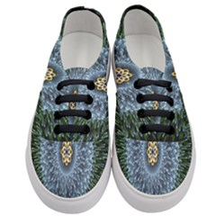 Hipnotic Star Space White Green Women s Classic Low Top Sneakers