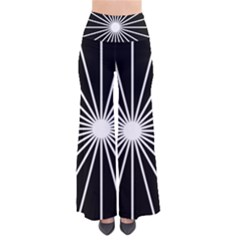 Ray White Black Line Space Pants