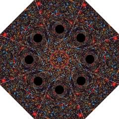 Space Star Light Black Hole Hook Handle Umbrellas (medium)