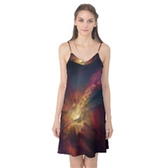 Sun Light Galaxy Camis Nightgown