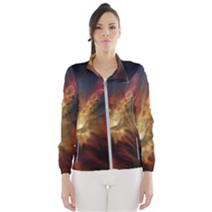 Sun Light Galaxy Wind Breaker (women)