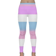 Big Stripes Classic Yoga Leggings