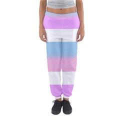 Big Stripes Women s Jogger Sweatpants