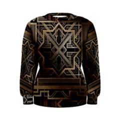 Art Nouveau Women s Sweatshirt